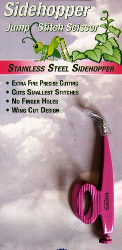 Tool Tron Sidehopper Assorted Colors Jump Stitch Scissor
