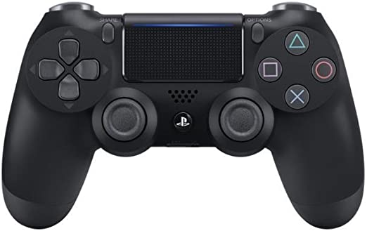 Sony PlayStation DualShock 4 Controller - Black (Certified Refurbished): Amazon.es: Electrónica