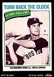 1977 Topps # 434 Turn Back The Clock Carl Yastrzemski Boston Red Sox (Baseball Card) Dean's Cards 4 - VG/EX Red Sox