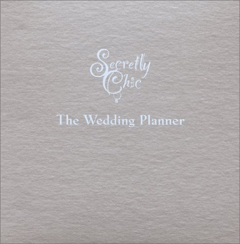 Secretly Chic: The Wedding Planner pdf