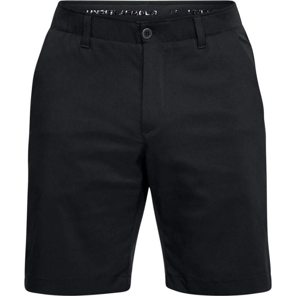 Under Armour Men's Showdown Golf Shorts, Black (001)/Black, 30 by Under Armour