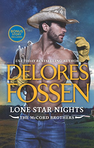 book cover of Lone Star Nights
