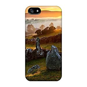 Case Cover Foggy Morning/ Fashionable Case For Iphone 5/5s by Maris's Diary