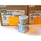 Parker 0107-16-20 Male Hydraulic Pipe Fitting Adapter Swivel npt/npsm