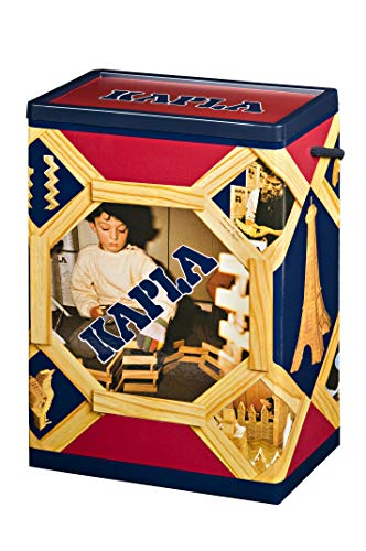 - KAPLA 200 Piece Set With Booklet