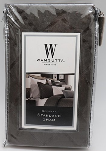 Wamsutta Standard Pillow Sham from the Beekman Collection in