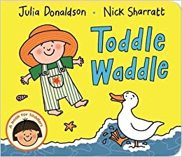Toddle Waddle por Nick Sharratt epub