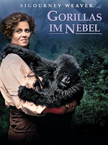 Gorillas im Nebel - Die Leidenschaft der Dian Fossey Film