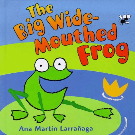 big wide mouthed frog - 3