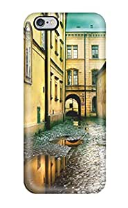 High Quality Mary David Proctor Old Town Street Skin Case Cover Specially Designed For Iphone - 6 Plus