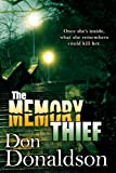 Book Cover for The Memory Thief