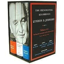 Presidential Recordings Lyndon B Johnson Box Set: The Kennedy Assassination And The Transfer Of Power November