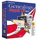 Genealogy Supply Kit - Patriot Edition
