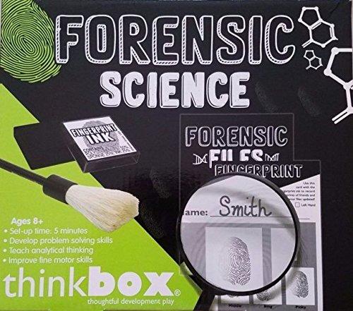 Thinkbox Forensic Science Fingerprint Kit