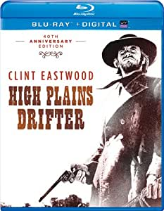 High Plains Drifter (Blu-ray + Digital Copy + UltraViolet)