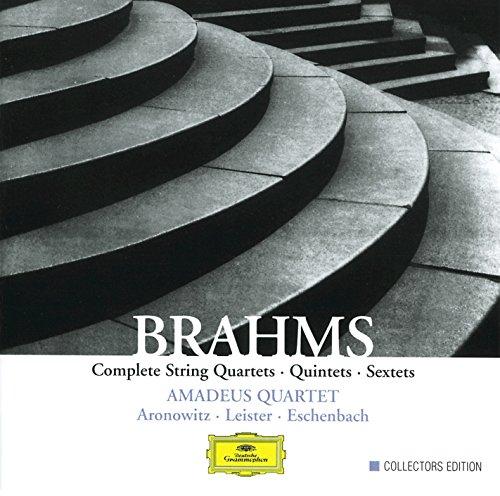 Brahms: Complete String Quarte...