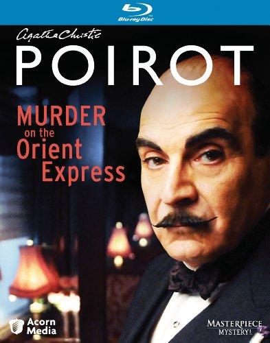 Agatha Christie's Poirot: Murder on the Orient Express [Blu-ray] (Best Version Of Murder On The Orient Express)