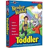 HB Reader Rabbit Toddler 2002 (PC and Mac)