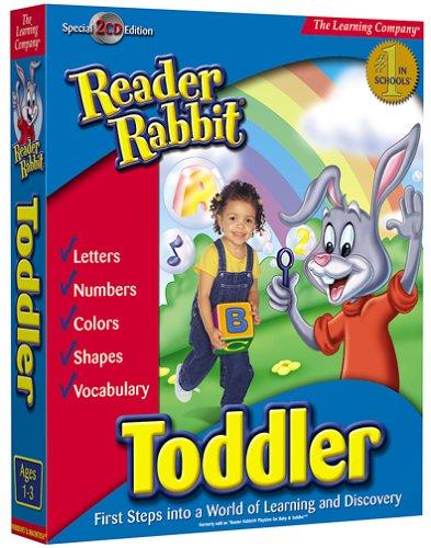 Reader Rabbit Toddler  [OLD VERSION] -