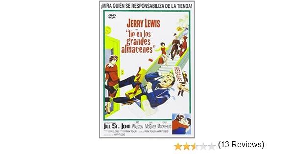 Lio en los grandes almacenes [DVD]: Amazon.es: Jerry Lewis, Jill St. John, Ray Walston, John McGiver, Agnes Moorehead, Francesca Bellini., Frank Tashlin.