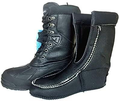 LABO Mens Snow Boots 11 Black