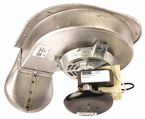 (Fasco - 70581838 - Round Shaded Pole OEM Specialty Blower, Flange: No, Wheel Dia: 4-3/4,)