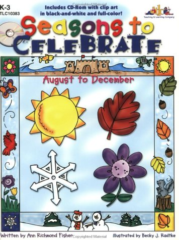 Download Seasons to Celebrate: August to December (Book and CD) PDF