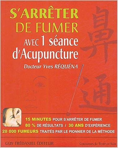 Lire S'arrêter de fumer avec 1 séance d'Acupuncture pdf