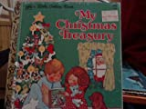 img - for My Christmas Treasury (Little Golden Books) book / textbook / text book