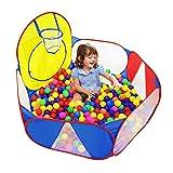 Eocolz Kids Ball Pit Large Pop UpChildrens Ball