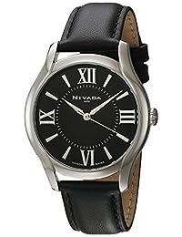 Nivada NP16161LACNR Reloj Análogo, color Negro