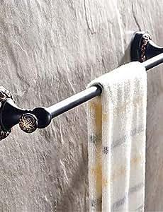 Haisi de aceite eingerieben bronce toallero hogar for Toallero bronce