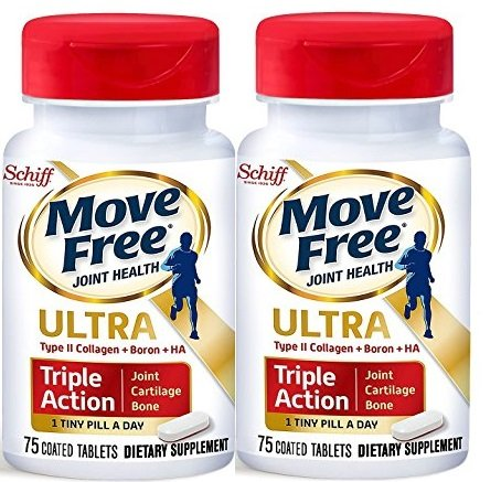 Amazon: Move Free Ultra Triple Action Joint Supplement with