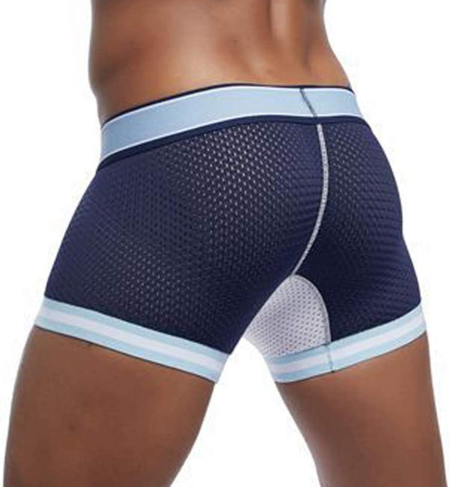 Herren Boxer Boxershort Retro Shorts Unterhose Basic Unterhosen Print Retroshorts Elastische Unterw/äsche Bulge Pouch Weiche Unterhose