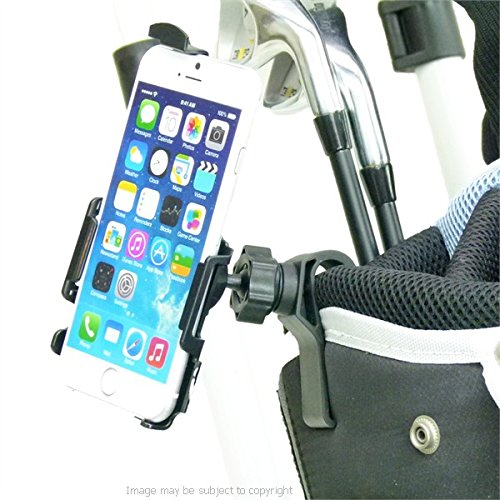 Golf Bag Clip Mount with TC Holder for Apple iPhone 6 4.7