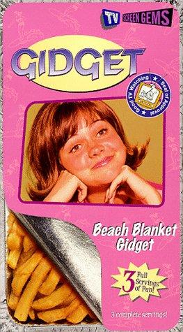 Gidget 1: Beach Blanket Gidget [VHS] (Gidget Tv Show)