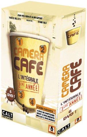 Caméra café - Lintégrale - 2ème année Francia DVD: Amazon.es ...