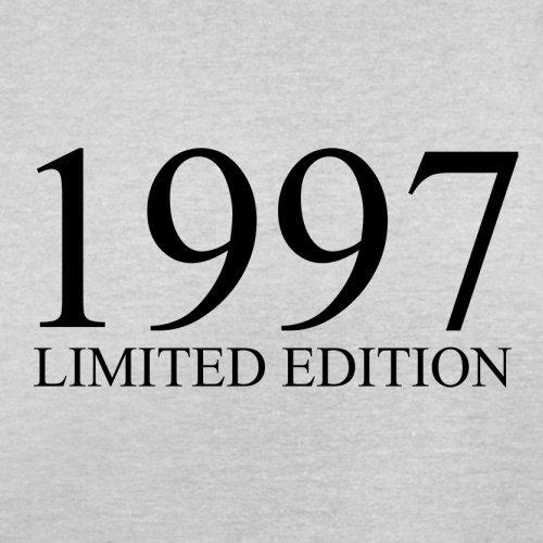 1997 Limierte Auflage / Limited Edition - 20. Geburtstag - Herren T-Shirt - Hellgrau - M
