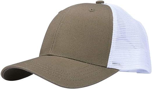 Pareja Sombrero para el Sol Gorra de béisbol Masculina de los ...