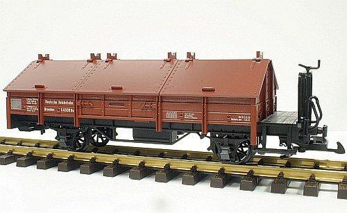 LGB 43231 Klappdeckelwagen DR