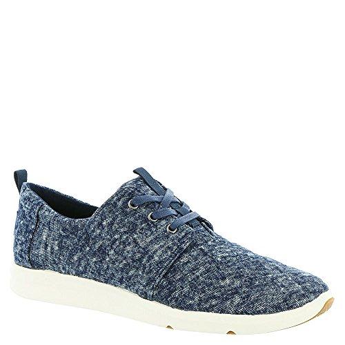 del rey sneaker navy washed