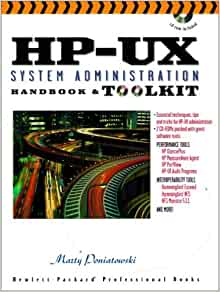 Tru64 unix system administrator's guide 1st edition.