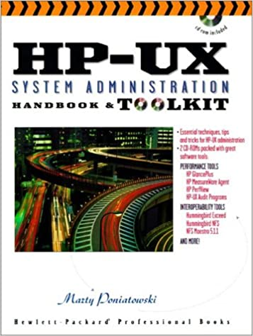Buy HP-UX System Administration Handbook and Toolkit