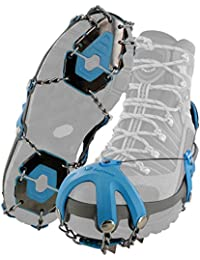 Summit Heavy Duty Traction Cleats with Carbon Steel Spikes for Snow and Ice (1 Pair)