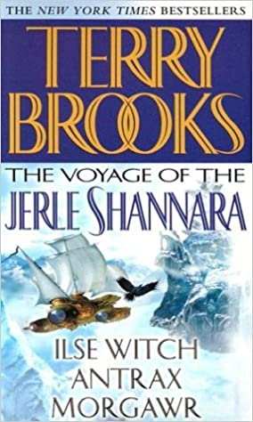 Book The Voyage of the Jerle Shannara (3 Volumes Set)