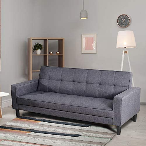GOOD GRACIOUS Modern Sofa Bed Couch