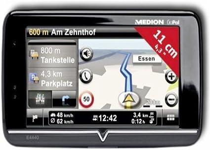 POUR MEDION GRATUIT GPS EUROPE TÉLÉCHARGER CARTE