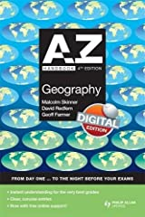 A-Z Geography Handbook + Online 4th Edition (Complete A-Z) Paperback