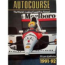 Autocourse: The World's Leading Grand Prix Annual, 1991-92