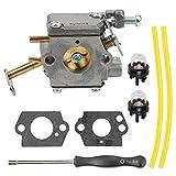 Wellsking C1Q-601 C1Q-H42 Carburetor Carb for Homelite UT-10532 UT-10926 PS33 D3300 Ranger 20 23 B2216CC Ryobi RY74003D 33cc Chainsaw Ryobi RY74003D A09159 000998271 A09159A